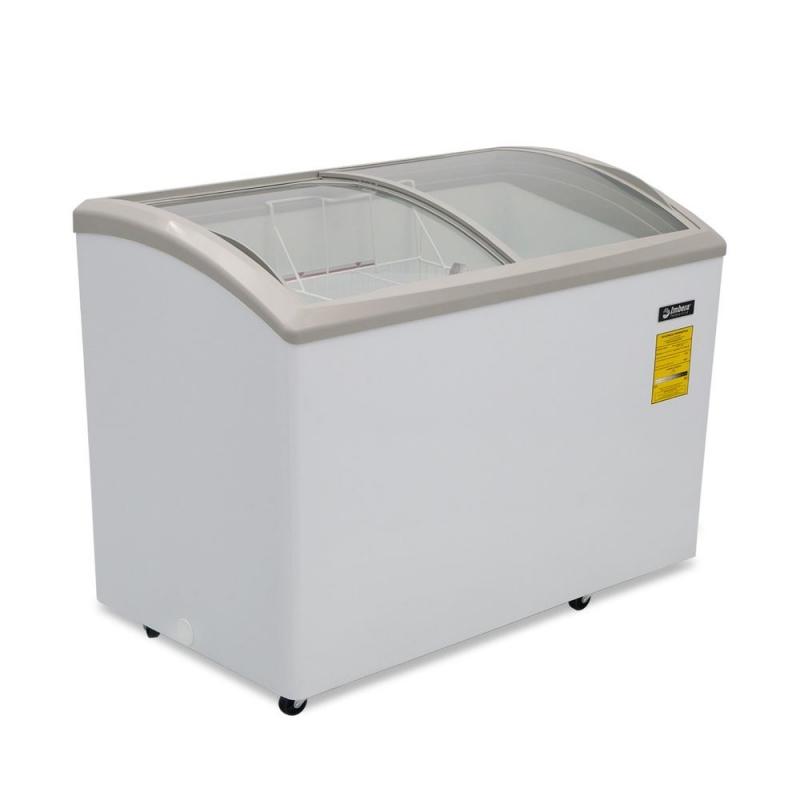 ✅ Imbera EHF-10 Congelador 🥇 Cristal Curvo