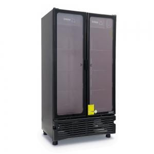 ✅ Imbera Cobalt VR-26 Refrigerador 🥇 2 Puertas de Vidrio