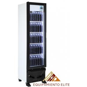 ✅ Criotec CFX-11 Slim Refrigerador 🥇 1 Puerta de Vidrio