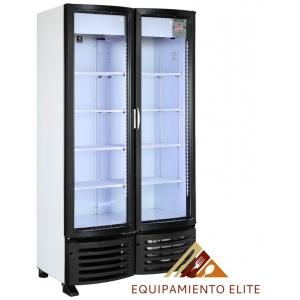 ✅ Criotec CFX-24-2P Refrigerador 🥇 2 Puertas de Vidrio