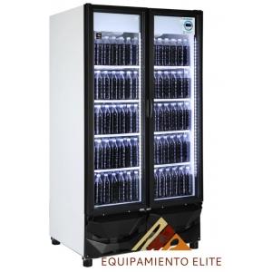 ✅ Criotec CFX-37 Refrigerador 🥇 2 Puertas de Vidrio