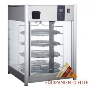 ✅ Migsa NR-RTR-158L Exhibidor y Calentador de Pizzas con Humedad 🥇