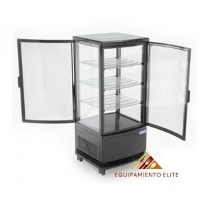 ✅ Migsa NR-RT78L 2R Refrigerador de Exhibición Panoramica 🥇