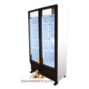 ✅ Criotec CVZ-24 2P Refrigerador para Cerveza 🥇 2 Puertas de Vidrio