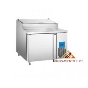 ✅ Migsa PICL-1 Mesa Refrigerada para Pizzas 🥇