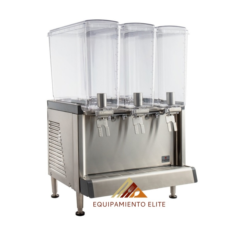 ✅ Crathco GC-CS3L16 Dispensador de Bebidas 🥇 18 Litros c/u