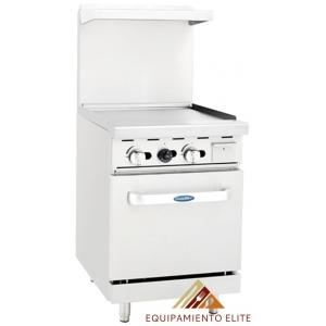 ✅ CookRite ATO-24G Estufa con Plancha y Horno 🥇