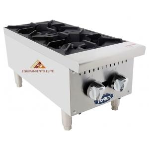 ✅ CookRite ATO-2B48G Parrilla a Gas de 2 Quemadores 🥇