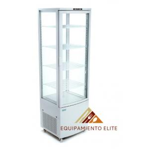 ✅ Migsa RT-235L Refrigerador de Exhibición Panoramica 🥇