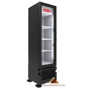 ✅ Refrigerador Torrey VR-08 🥇 1 Puerta de Vidrio