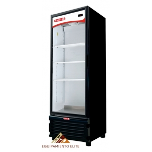 ✅ Refrigerador Torrey TVC19 🥇 1 Puerta de Vidrio