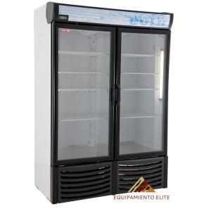 ✅ Refrigerador Torrey R36L 🥇 2 Puertas de Vidrio