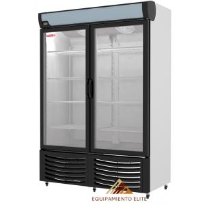 ✅ Congelador Torrey CV-32 🥇 Puertas de Vidrio