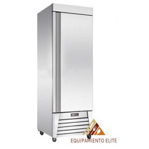 ✅ Migsa BE-UR-27C-1 Refrigerador de Acero Inoxidable 🥇