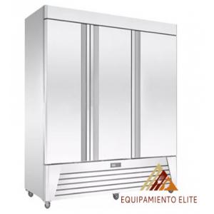 ✅ Migsa UR-78C-3Refrigerador de Acero Inoxidable 🥇