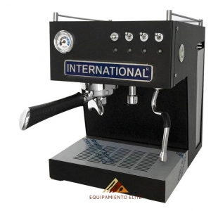 ✅ International DUO115N Cafetera Duo Prof  🥇  Color Negro