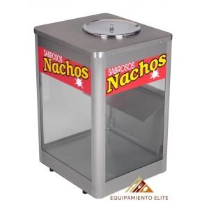 ✅ International EN-3 Exhibidor de Nachos 🥇