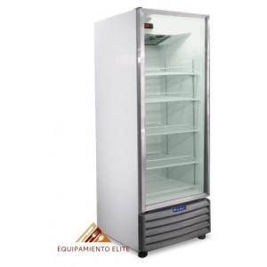 ✅ Nieto RB450 Refrigerador 🥇 1 Puerta de Vidrio