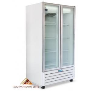 ✅ Nieto by Metalfrio RB500 Refrigerador 🥇 2 Puertas de Vidrio