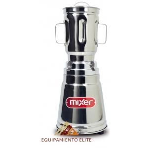 ✅ Mixer 03-S Licuadora de Acero Inoxidable 🥇 3 Litros