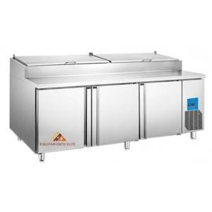 ✅ Migsa BE-PICL-3 Mesa Refrigerada para Pizzas 🥇