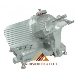 ✅ Migsa AH-HBS300G Rebanadora de Carnes Frías Transmisión de Engranes 🥇