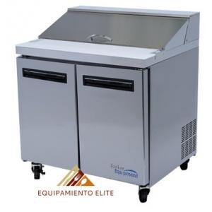✅ Parker MS48B Mesa Refrigerada para Ensaladas 🥇
