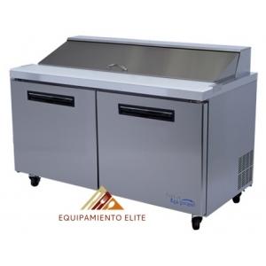✅ Parker MS60B Mesa Refrigerada para Ensaladas 🥇