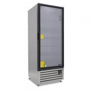 Imbera VFS24 Congelador de Acero Inoxidable 1 puerta de vidrio