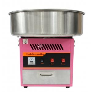 Girochef GCH-MF01 Algodonera de Azúcar de Mesa Eléctrica