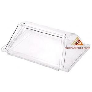 ✅ Migsa HDG7CUBIERTA Cubierta de Acrilico Transparente para Asador de Salchichas GS-HD-G7🥇