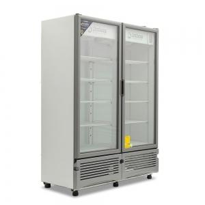✅ Imbera G3-42-2P Refrigerador 🥇 2 Puertas de Vidrio