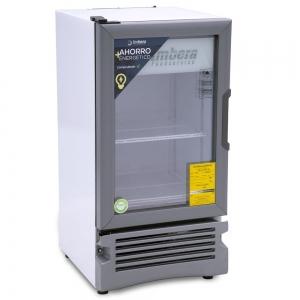 ✅ Imbera VR-04 Refrigerador 🥇 1 Puerta de Vidrio