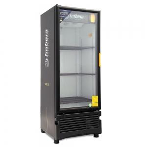 ✅ Imbera CCV-320 Refrigerador Cervecero 🥇 1 Puerta de Vidrio