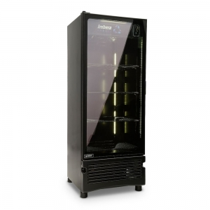 ✅ Imbera Cobalt VR-17 Refrigerador 🥇 1 Puerta de Vidrio