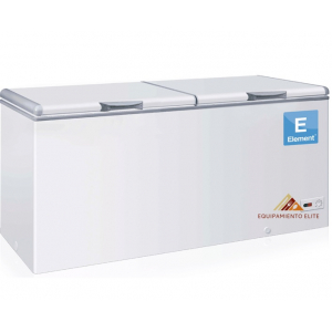✅ Element HF-25-2F Congelador 🥇 Tapa Cofre