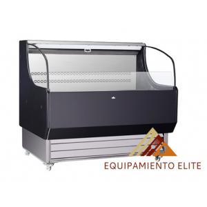 ✅ Migsa NR-RTS-186L Tramo Abierto Refrigerado de Bajo Perfil 🥇
