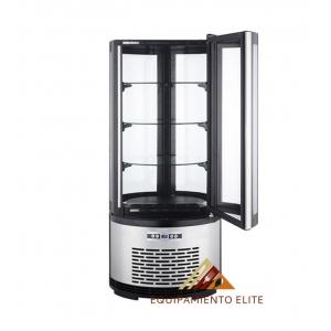 ✅ Migsa NR-ARC-100R Refrigerador Vertical Circular 🥇