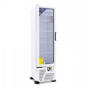 ✅ Imbera VFS-08 Congelador Vertical 🥇 1 Puerta de Vidrio