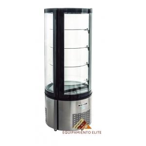 ✅ Migsa NR-ARC-400R Refrigerador Vertical Circular 🥇
