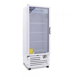 ✅ Imbera VFS-16 Congelador Vertical 🥇 1 Puerta de Vidrio