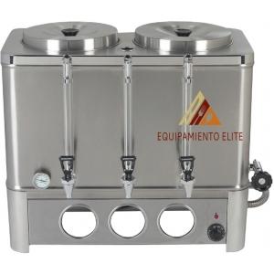 ✅ International 12-12 G Cafetera Percoladora a Gas Manual 🥇