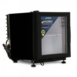 ✅ Imbera BVC01-E1 Refrigerador 🥇 1 Puerta de Vidrio