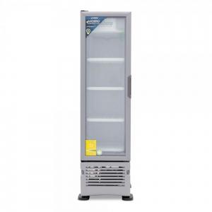 ✅ Imbera VR-08 Refrigerador 🥇 1 Puerta de Vidrio