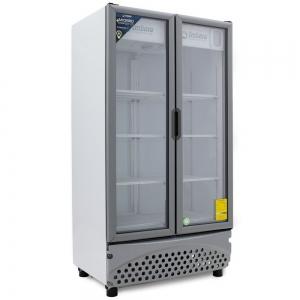 ✅ Imbera VR-26 Refrigerador 🥇 2 Puertas de Vidrio