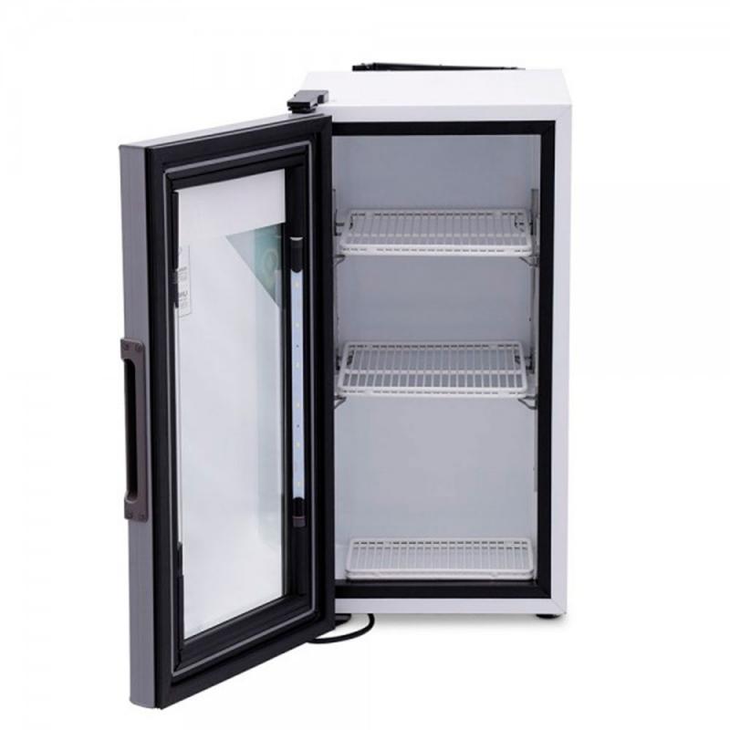 ✅ Imbera VR-1.5 Refrigerador 🥇 1 Puerta de Vidrio