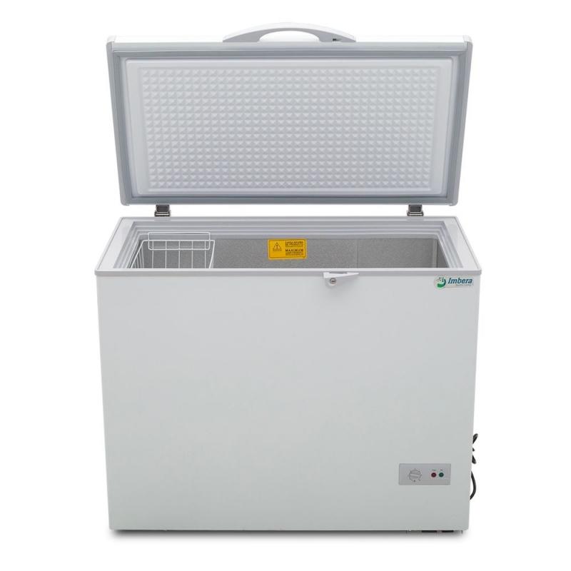 ✅ Imbera HF-08 Congelador 🥇 Tapa Cofre