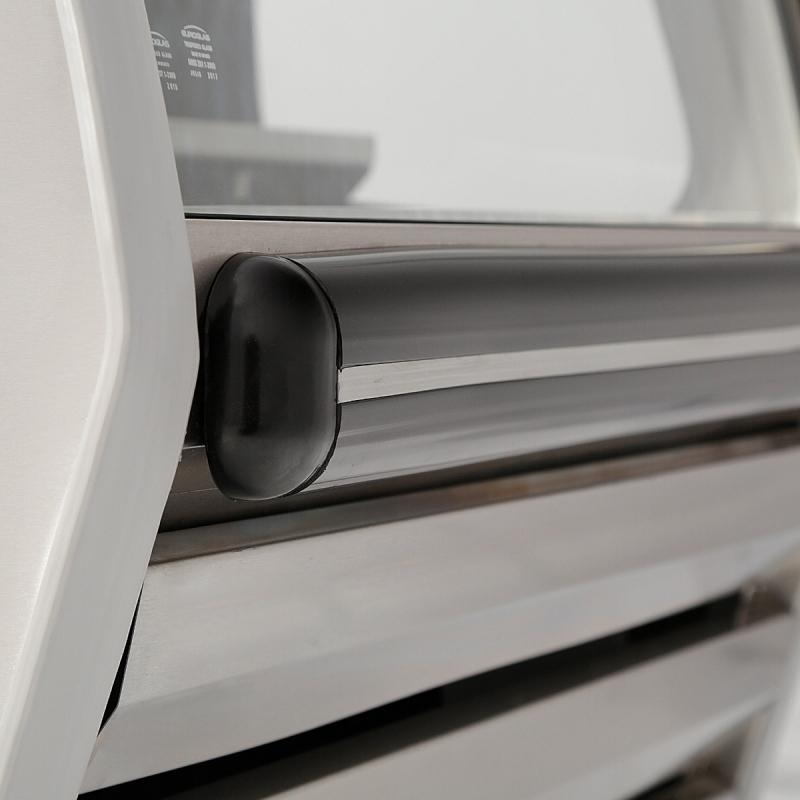 ✅ Imbera BHS100-I Vitrina Refrigerada 🥇 Acero Inoxidable