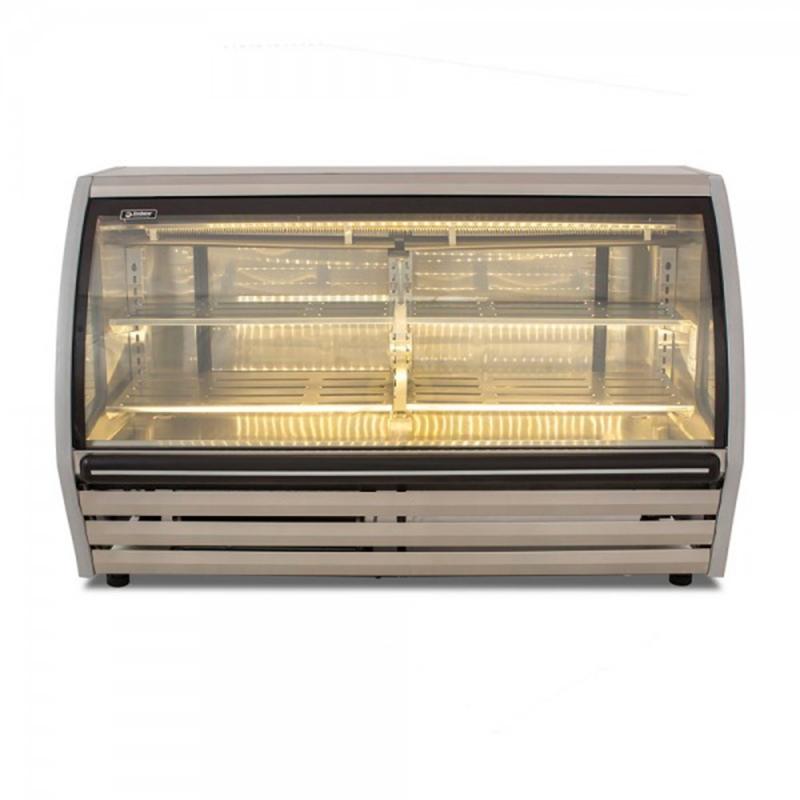 ✅ Imbera BHS200CRE-I Vitrina Refrigerada 🥇 Acero Inoxidable